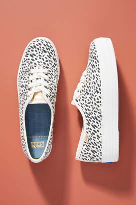 Keds Spotted Platform Sneakers