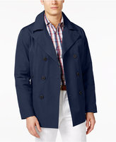 MICHAEL Michael Kors Men's Cameron Double-Breasted Raincoat