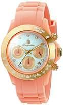 Burgmeister Women's Chronograph Polycarbonate Florida Watches BM514-034