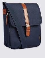 M&S Collection Casual Scuff Resistant Cordura® Crossbody Bag