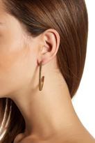 Joe Fresh Elongated Hoop Earrings