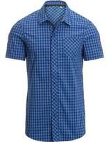 Pearl Izumi Short-Sleeve Button-Up Jersey - Men's