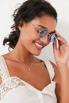 Urban Outfitters Itsy Bitsy Slim Round Sunglasses