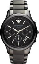 Emporio Armani AR1452 ceramic watch
