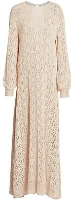 Baacal, Plus Size Loren Crochet Maxi Dress