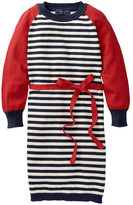 Toobydoo Striped Sweater Dress (Toddler, Little Girls, & Big Girls)