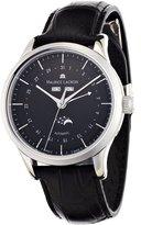Maurice Lacroix Men's LC6068-SS00133E Les Classiques Moonphase Dial Watch