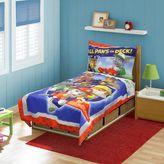 Nickelodeon NickelodeonTM PAW Patrol 4-Piece Toddler Bed Set