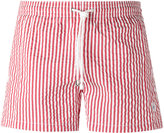 Borrelli - striped swim shorts - men - Polyamide/Polyester/Spandex/Elastane - M
