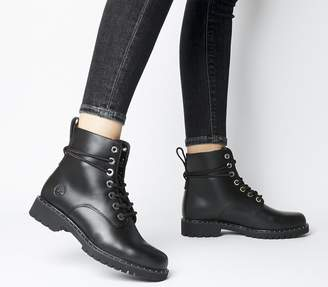 Timberland Lux Stud Boots Black Orleans