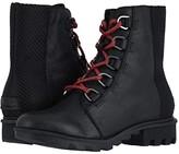 Sorel Phoenixtm Short Lace (Black) Women's Lace-up Boots
