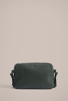 Witchery Leila Textured Boxy Bag