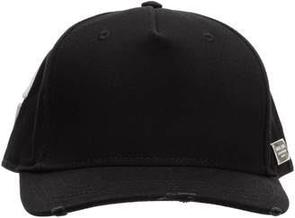 Philipp Plein PP Hexagon Logo Baseball Cap