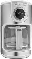 KitchenAid Kitchen Aid 12-Cup Glass Carafe Coffee Maker KCM1202