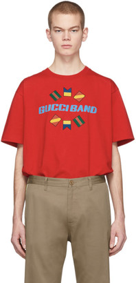 Gucci Red Band T-Shirt