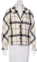 Magaschoni Wool Notch-Lapel Jacket