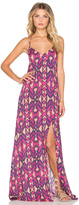 Vix Paula Hermanny Lea Maxi Dress