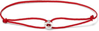 Le Gramme Sterling Silver Cord Bracelet