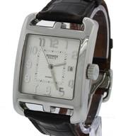 Hermes Paris Cape Cod CD5.810 Steel Automatic Date 36mm Mens Watch
