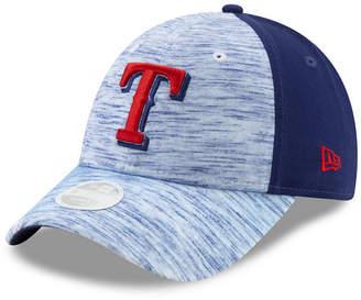 New Era Women Texas Rangers Space Dye 9FORTY Cap