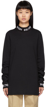 Won Hundred Black Dublin Long Sleeve T-Shirt