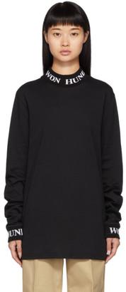 Won Hundred Black Dublin Long Sleeve T-Shirt