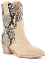 Elaine Turner Designs Sissy Snake Embossed Cowboy Boot