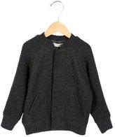 Stella McCartney Girls' Wool-Blend Embroidered Jacket