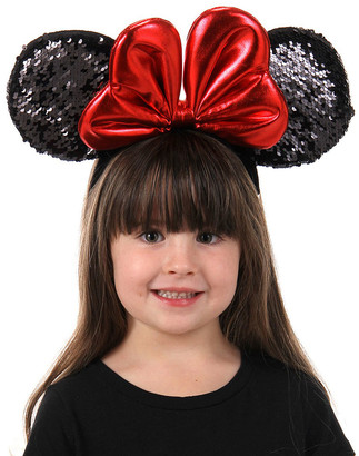 Elope Women's Masks and Headgear black/red - Minnie Mouse Sequin Ears