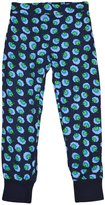 Stella McCartney Beatrice Printed Trouser (Toddler/Kid) - Blue-4