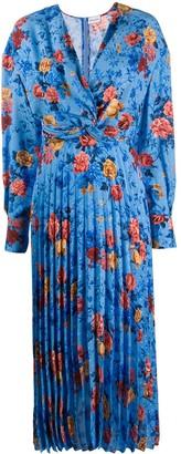 Magda Butrym Milano floral print maxi dress