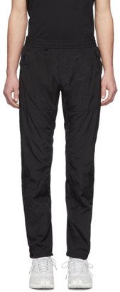 C.P. Company Black Chrome Lounge Pants