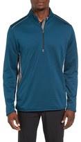adidas Men's Climaheat Quarter Zip Jacket