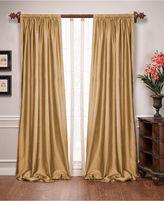 CLOSEOUT! M & J Window Treatments, Empress Silk Dupioni Energy Saving Collection