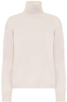 S Max Mara Burgos high-neck cashmere sweater