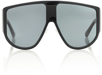 Linda Farrow x Iman sunglasses