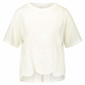 Rich & Royal rich&royal Women's Jprfocus Solid Shirt L/s T