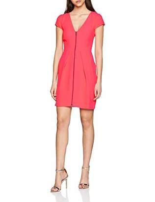 Armani Exchange Women's Poly Crepe Dress,4