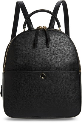 Kate Spade Medium Polly Leather Backpack