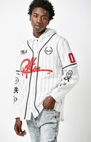 Young & Reckless Above Average Pinstriped Baseball Jersey