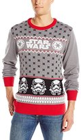 Star Wars Men's Storm Holiday Sweater