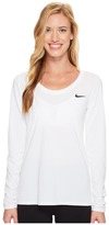 Nike Dry Legend Long Sleeve Tee Women's T Shirt