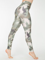 American Apparel Camouflage Nylon Leggings