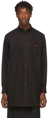 Undercover Black Rose Shirt