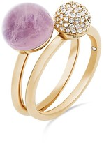 Michael Kors Stacked Rings, Set of 2