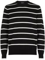 Tiger Of Sweden Enric Striped Jumper