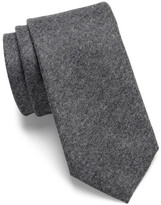 HUGO BOSS Wool Heathered Tie