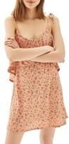 Topshop Women's Ditsy Floral Tie Sundress