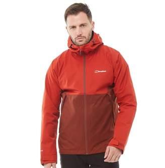 Berghaus Mens Fellmaster GORE-TEX Shell Jacket Dark Red/Red
