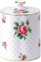 Royal Albert Roses Tea Caddy in Pink